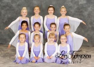 Praise Combo & Declare Ballet Classes